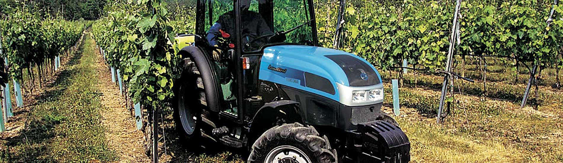 Alessandrini vendita macchine agricole nuove e usate trattore Landini