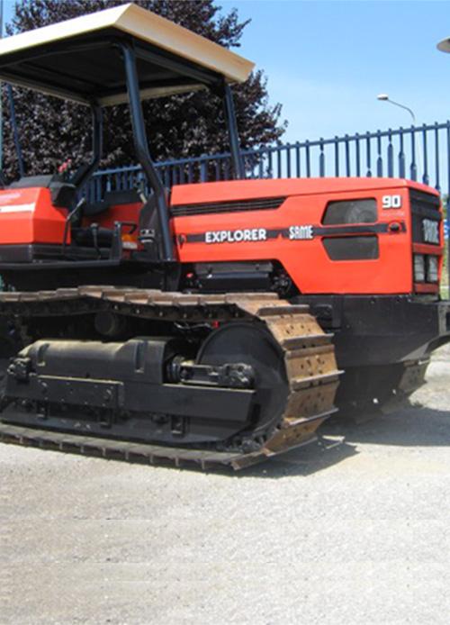 Alessandrini vendita trattori macchine agricole usate