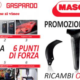 Promozione Maschio Gaspardo