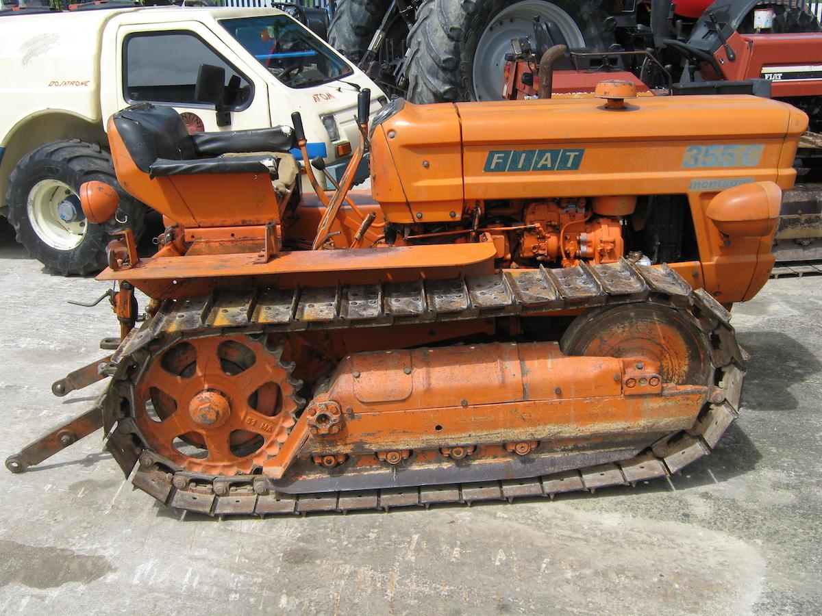 Trattori usati fiat autos post for Giaccio trattori