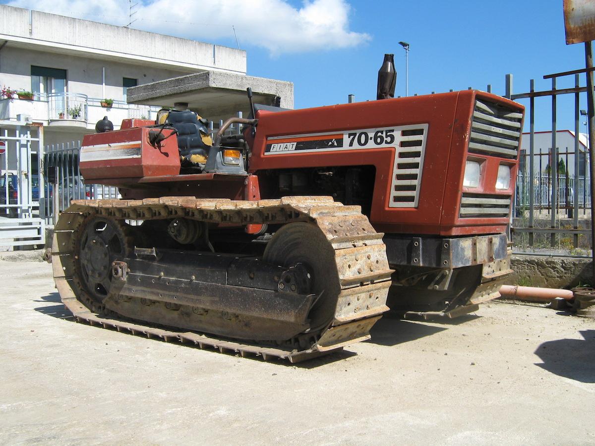 Trattore usato for Consorzio agrario cremona macchine agricole usate