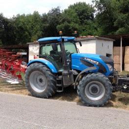 Serie 7 Landini Tractors