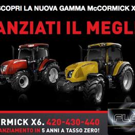 McCormick X6 tasso 0