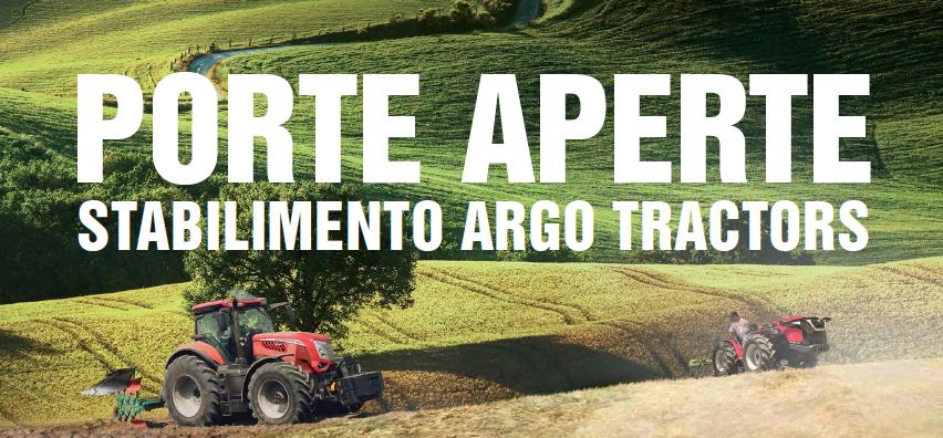 Porte APerte Argo Tractors