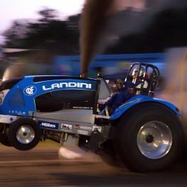 Landini_Tractor Pulling 2017
