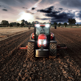 McCormick X8 in campo