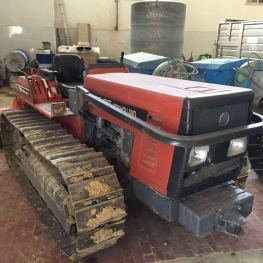 Trattrice New Holland modello 72_85 C