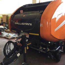 Rotopressa GALLIGNANI modello GV416FNT 3