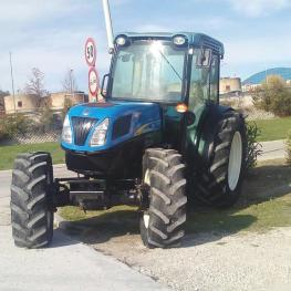 Trattore USATO New Holland T 4050 F anno 2012 7