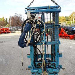 fork lift muletto marca NOBILI modello TX 15 320 6
