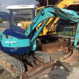 Escavatore marca KUBOTA modello 303 3