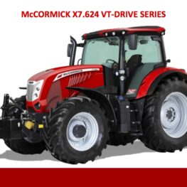 McCORMICK X7.624 VT-DRIVE